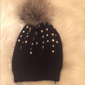 Betsey Johnson Knit Hat | One Size | EUC